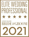 Long Island Bride and Groom 2021 award